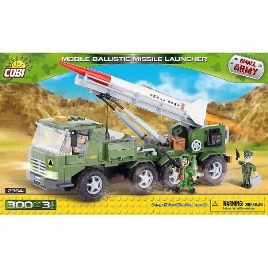 COBI Armi Mobilna wyrzutnia rakiet