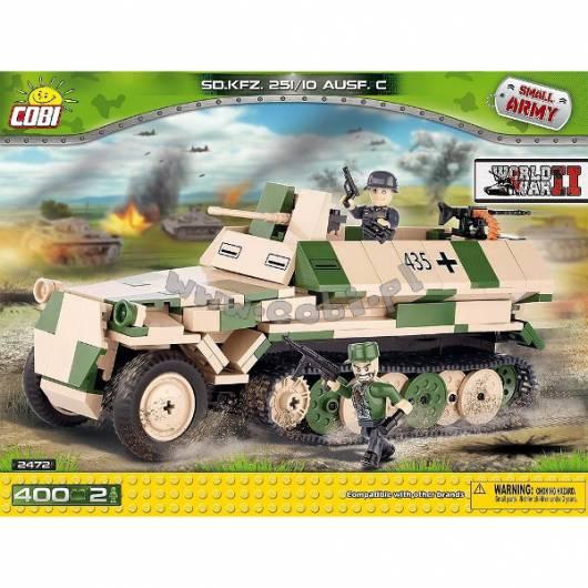 COBI Armia SD.KFZ 251 Ausf. C