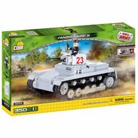 COBI Mała Armia Panzer I Ausf. B - niemiecki czołg lekki 350 kl. (2474)