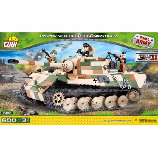 COBI Tiger II PzKpfw VI B Knigstiger