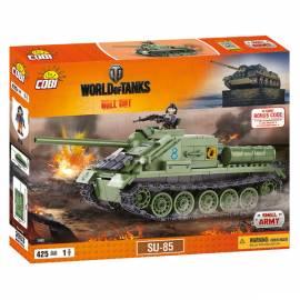 COBI World of Tanks SU-85 425 kl. (3003)
