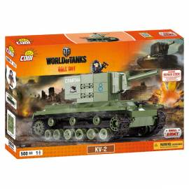 COBI World of Tanks KV-2 500 kl. (3004)