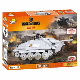 COBI World of Tanks Hetzer 420 kl. (3001)