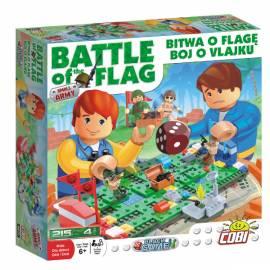 COBI Bitwa o flagę - gra klockowa (2970)