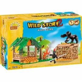 COBI Wild Story Strażnik dżungli 100 kl. (22102)