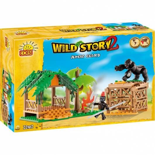 COBI Wild Story Goryl 100 kl.