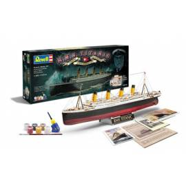 REVELL 1:400 Zestaw upominkowy R.M.S. Titanic 100th Anniversary (05715)