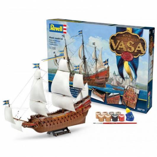 """REVELL Zestaw upominkowy 1150 """"Vasa"""""""