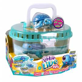 LITTLE LIVE PETS Żółwik z basenem