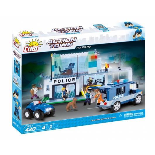 COBI Action Town Policja 420 el.