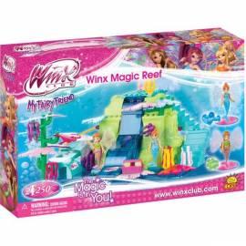 COBI Winx Magiczna rafa 250 kl. (25255)