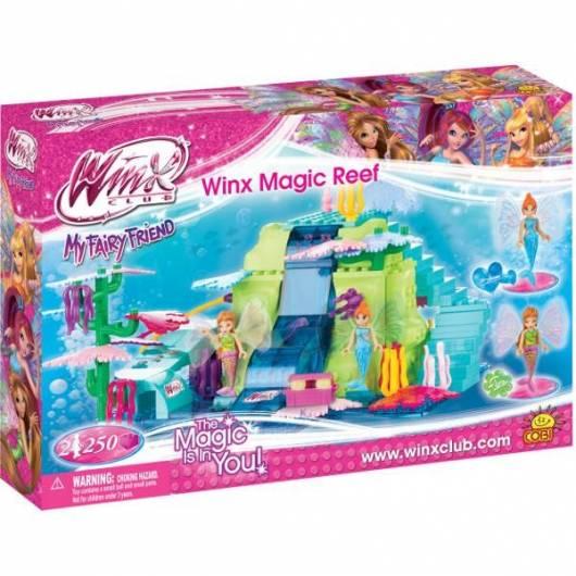 COBI Winx Magiczna rafa