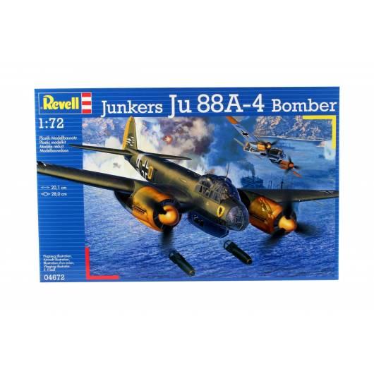 REVELL Junkers Ju88 A4 Bomber