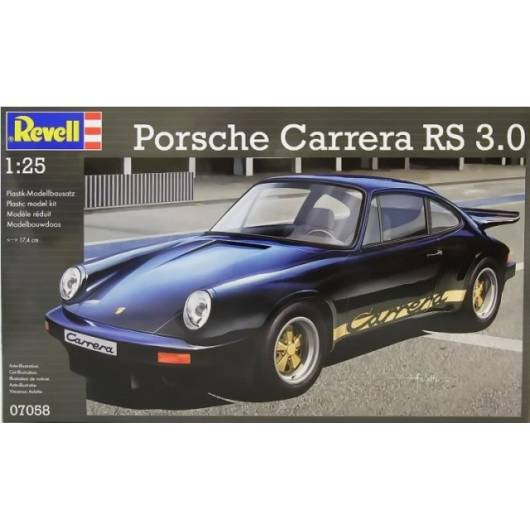 Revell 1:25 Porsche Carrera RS3 (07058)