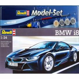 Revell 1:24 Model Set BMW i8 (67008)