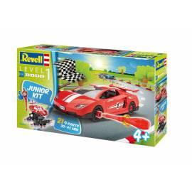 Revell Junior Kit 1:20 Samochód wyścigowy (00880)