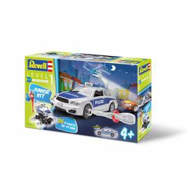 Revell Junior Kit 1:20 Radiowóz (00882)