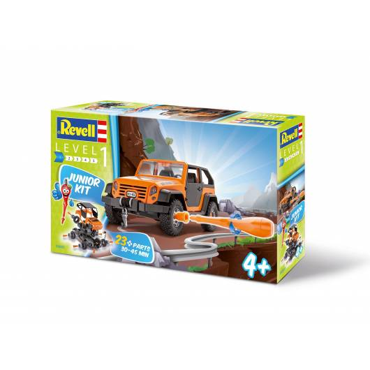 Revell Junior Kit 1:20 Terenówka Off-Road (00883)