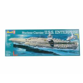 REVELL 1:720 Nuclear Carrier U.S.S. Enterprise (05046)
