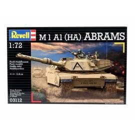 REVELL 1:72 M1 A1 (HA) ABRAMS (03112)