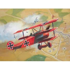 REVELL 1:72 Fokker DR. 1 Triplane (04116)