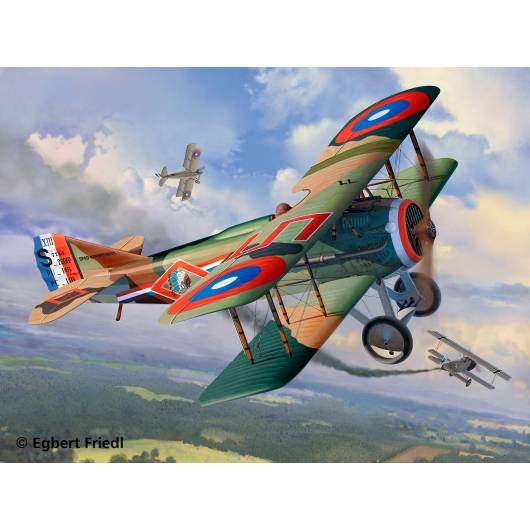 REVELL 1:28 SPAD XIII (04730)