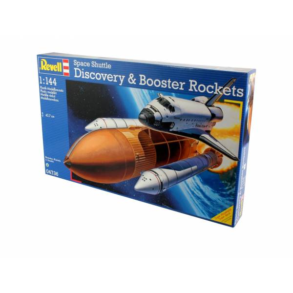 revell 04736 space shuttle discovery - photo #14