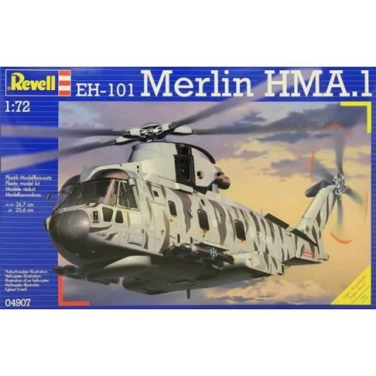 REVELL 1:72 AW 101 Merlin HMA.1 (04907)
