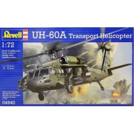 REVELL 1:72 UH-60A Transport Helicopter (04940)