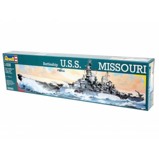 REVELL 1:535 USS Missouri (05092)