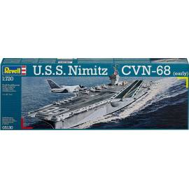 REVELL 1:720 U.S.S. Nimitz CVN-68 (early) (05130)