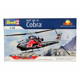 REVELL 1:48 AH-1F Cobra Flying Bulls (05723)