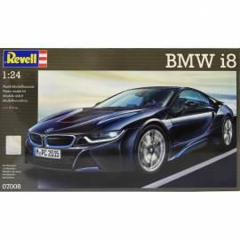 REVELL 1:24 BMW i8 (07008)
