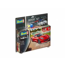 REVELL 1:25 Corvette Stingray 2014 (67060)