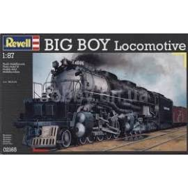 REVELL 1:87 Big Boy Locomotive (02165)