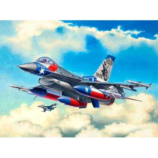 REVELL 1:144 F-16 C Fighting Falcon (03992)