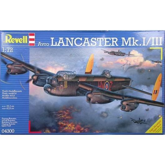 REVELL 1:72 Avro Lancaster (04300)