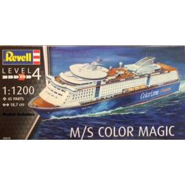 REVELL 1:1200 M/S Color Magic (05818)