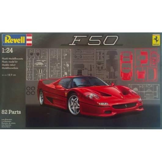 REVEL 1:24 Ferrari F50 (07370)