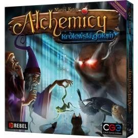 REBEL Gra Alchemicy: Królewski Golem