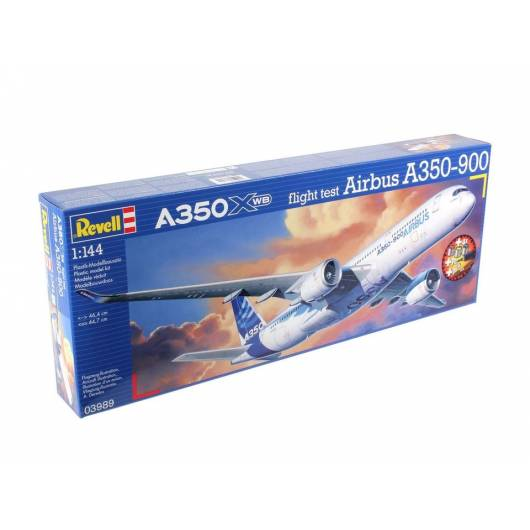 REVELL 1:144 Airbus A350-900 (03989)