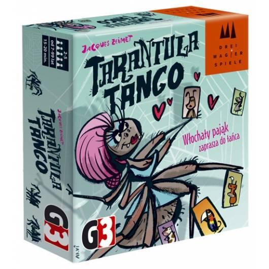 G3 Gra DMS: Tarantula tango