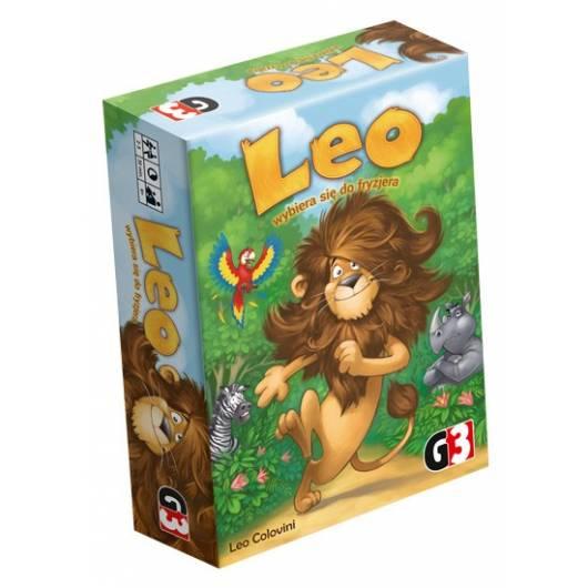 G3 Gra Leo wybiera się do fryzjera