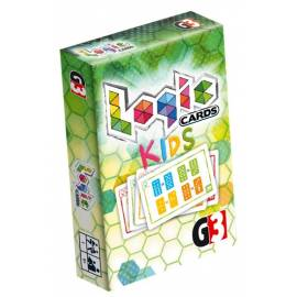 G3 Gra Logic Cards - Kids