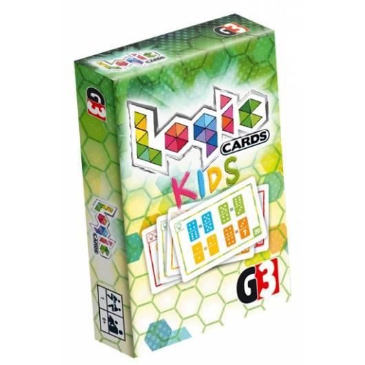 G3 Gra Logic Cards - Kids