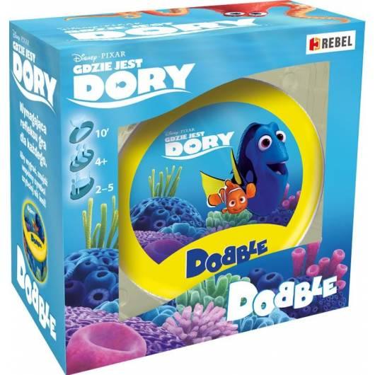 REBEL Gra Dobble Gdzie jest Dory?