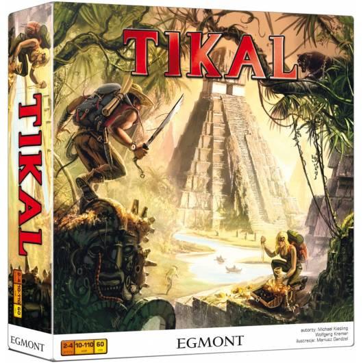Egmont Gra Tikal (edycja polska)