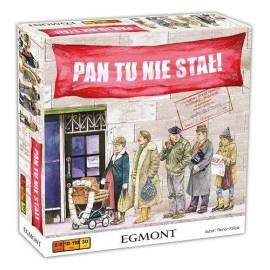 Egmont Gra Pan tu nie stał!
