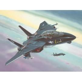 REVELL 1:144 F-14 A Black Tomcat (04029)