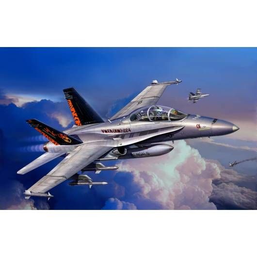 REVELL 1:144 F/ A-18 D Hornet (04064)